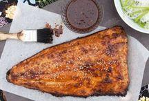 BBQ - Salmon