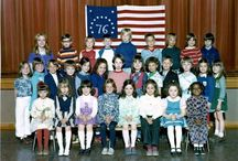 Bicentennial Generation | Spirit of 76 / Pictures related to Gen-Xers who celebrate our nation's 200th Birthday in 1976.  / by Jennifer