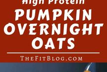 Overnight Oats and Protein Shakes