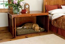 GH Built-In Dog Beds