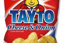 Mr. Tayto - Ireland's favorite spud!