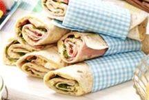 recepten lunch/hapjes
