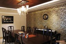 Dining Room Lighting / https://renomania.com/blog/?s=what+about+lighting+up+your+dining+table