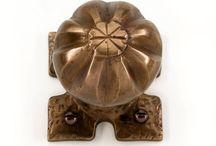 Door Knobs Bronze
