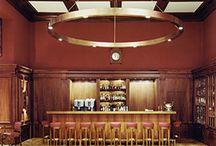 architecture. Bar