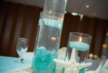 Elegant Beach Themed Party / Decor ideas for a Beach Themed Party