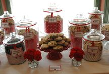 Great ideas for parties / by beth Carpenter