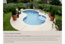Texas swimming pool ideas