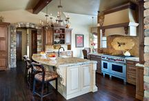 Cherry Hills Fair Place / A once segregated and disjointed kitchen has now been transformed into a well-functioning masterpiece. Designers: Jared Caruso and Mark Fergenbaum