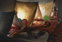 Movie nights/ slumber parties