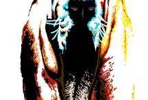 BASSETHOUND / La mia mano disegna i basset: illustrazioni semiserie, idee, bozzetti e tutto quello che mi passa in testa su questa splendida razza