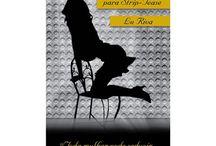 Livros Eróticos / Os livros eróticos são uma ótima fonte de inspiração para você colocar sua criatividade a serviço de seu prazer, sozinha ou acompanhada.