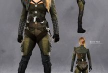 Cosplay, Future Fashion, Steampunk, Matrix, Human Interface etc