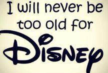 For everything Disney.
