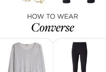 "a""How To Wear/Shop This Look"""