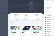 UI design .04 / Dashboard