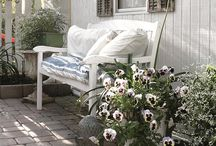 ➳ shabby chic - outdoor