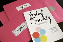 Relief Society Ideas