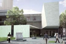 copper museum, Legnica, Poland / copper museum, Legnica, Poland designed by Major Architekci