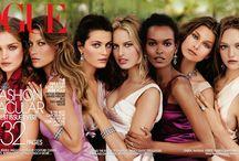 Vogue supermodel