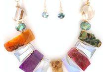 Jewellery / Necklace, bracelet, earring.