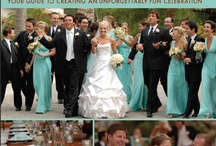 Wedding Books / Books for the bride, books for the groom, books that will help you plan the best wedding ever!