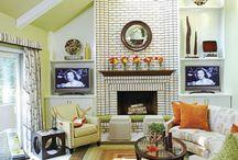 Living Room / by Dana Marton