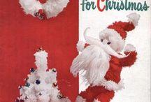 Tis the Season / Any Season.  Spring, Summer, Autumn, Winter, Easter, Halloween, Thanksgiving, Christmas.  Mixed media....  Sewing, crochet, knitting, cross stitch.   / by Rita Holcomb