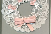 cards - wreaths