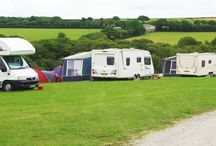 Touring pitches in Cornwall