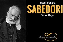 Psicólogo Online: Segundos de Sabedoria - Acreditar Em Si Mesmo - Victor Hugo