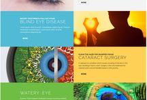 Ophthalmological Surgeons Websites / Websites for Ophthalmological surgeons