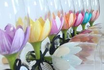 copas decorativas