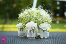 DIY wedding - deco mariage