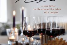Bread & Wine and all other culinary gifts from God / Wine makes food better and food makes wine better, when paired well