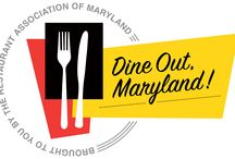 Gift Certificate Participating Restaurants / Take your Dine Out, Maryland! Gift Certificates to any of these participating restaurants. Over 350 locations across Maryland to choose from!  Ordered Alphabetically. Check back for continuous updates. *NOTE* - Some pins have multiple restaurant locations.