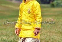 Baby ethnic wear