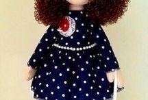 boneca russa molde