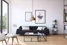 Wohn(t)räume / Aus unseren Neubauprojekten stellen wir Euch attraktive und moderne Wohnräume vor.