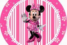 Minnie Rosa kit