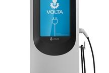 EV charging stations design