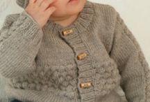 Babystrik / Opskrifter på babystrik