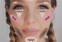 FACE MAKE UP TIPS