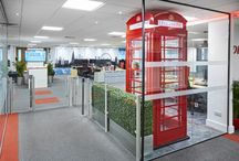 London Themed Office Spaces