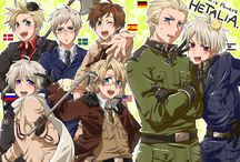 HETALIA / Every body should see.. They are all amazing..
