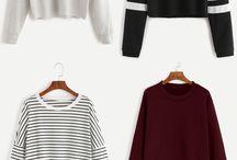 pull / ropa que quiero