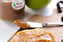RECIPES - Pears