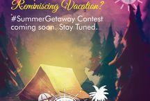#SummerGetaway
