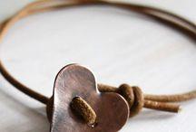 Leather Bracelets & Necklaces
