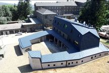 Menedékház / Mountain Hut - Galyatető / Architecture